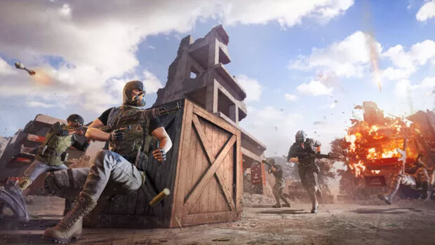 PUBG Continental Series Europe Charity Showdown başlıyor